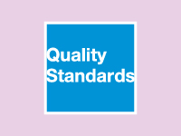 The quality standards cover for Medication Safety