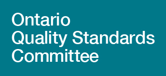 Ontario Quality Standards Committee